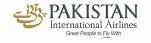 linie aeriană Pakistan International Airlines PK, Pakistan