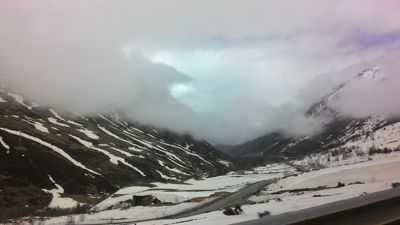 Pyrenees roads - Road to Andorra