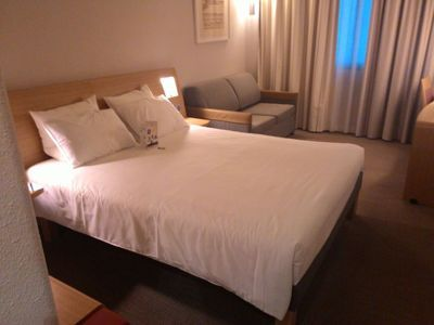 Novotel Athens - Business class large bed