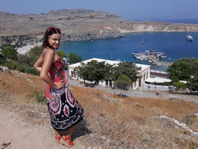 The most Greek holiday - Visit at the sea