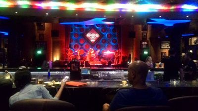 Hard Rock Cafe Bali - Bar and live band