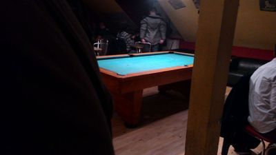 Bar On Bratislava - Pool table