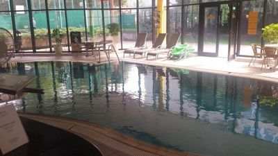Holiday Inn Bratislava - Indoor pool