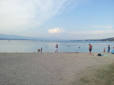 Baby plage - Baby plage in Geneva