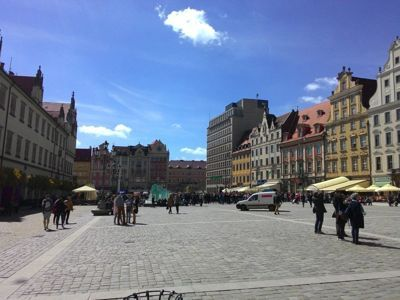 Travel review Wroclaw, Poland