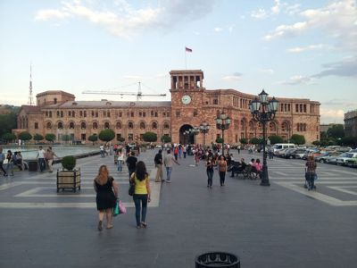 Travel review Yerevan, Armenia