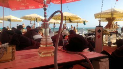 Shisha on the beach iron port - Shisha on the beach