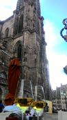 Strasbourg Cathedral - View on the Cathedral